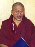 Ven. Samdhong Rinpoche